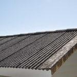 Corrugated Asbestos Roof